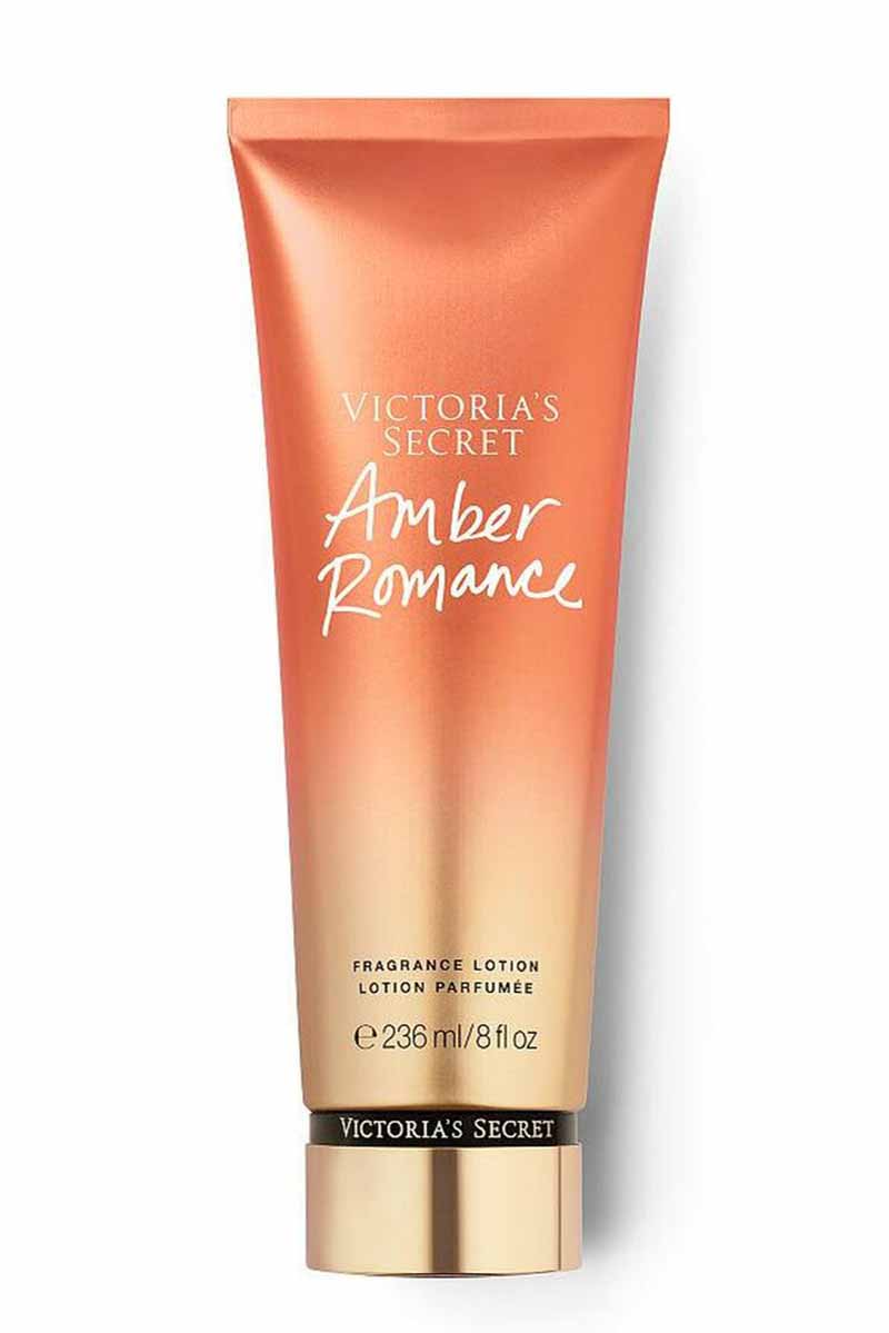 Victoria's Secret Amber Romance Body Lotion For Woman 236 ml