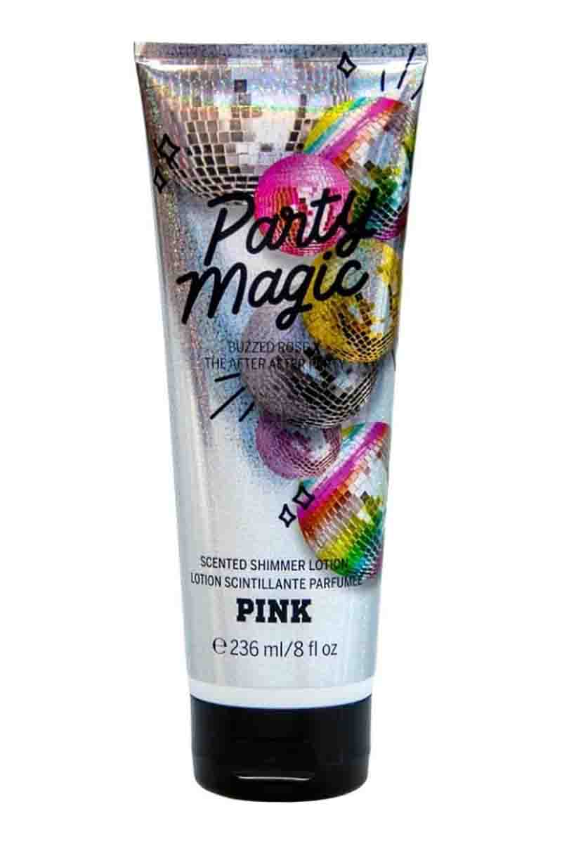 Victoria's Secret Pink Party Magic Body Lotion For Woman 236 ml