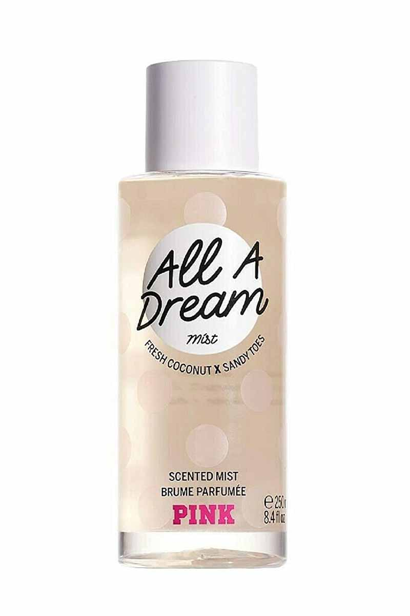 Victoria's Secret Pink all A Dream Fragance Mist For Woman 250 ml