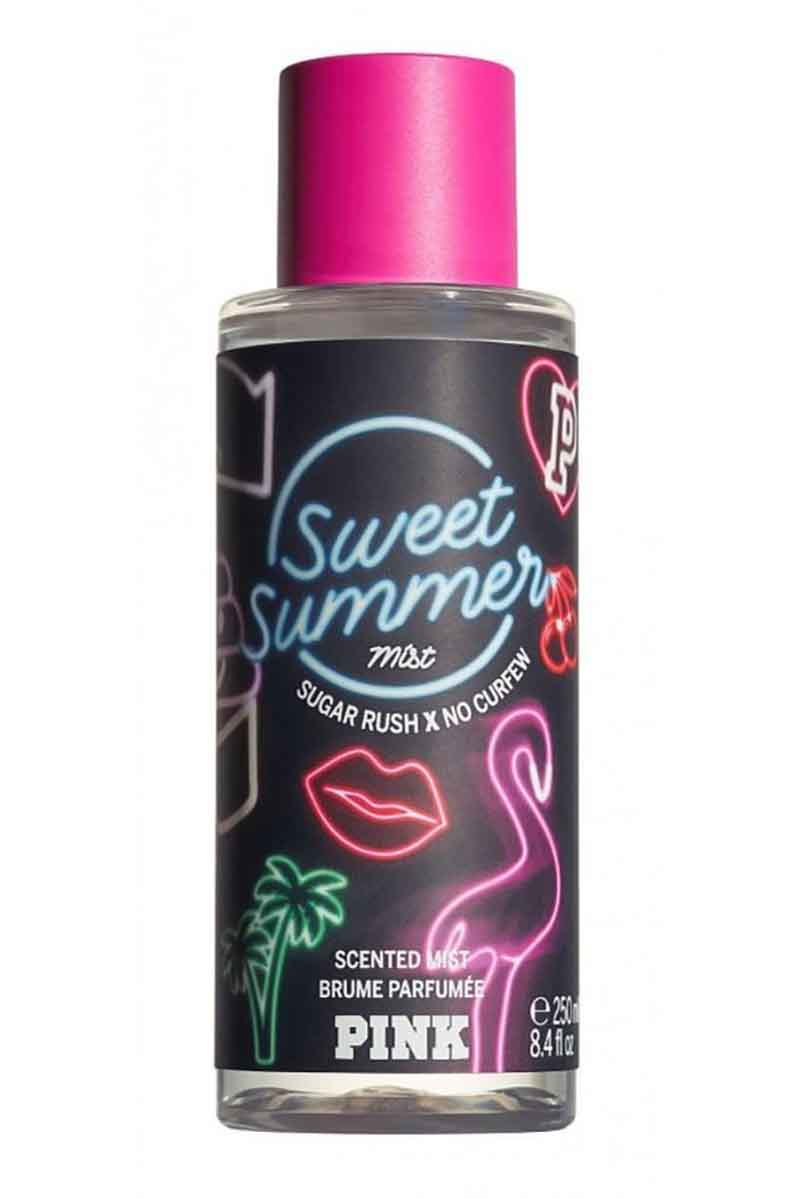 Victoria's Secret Pink Sweet Summer Fragance Mist For Woman 250 ml