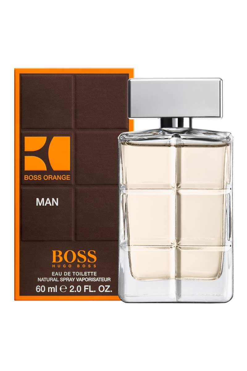 Hugo Boss Orange Eau De Toilette Man 60 ml