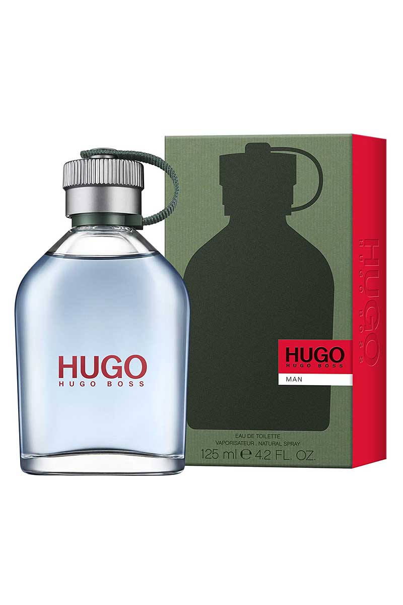 Hugo Boss Man Green Eau De Toilette For Men