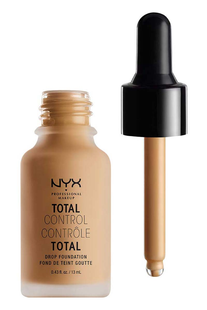 NYX TOTAL CONTROL DROP FOUNDATION 0.43 oz