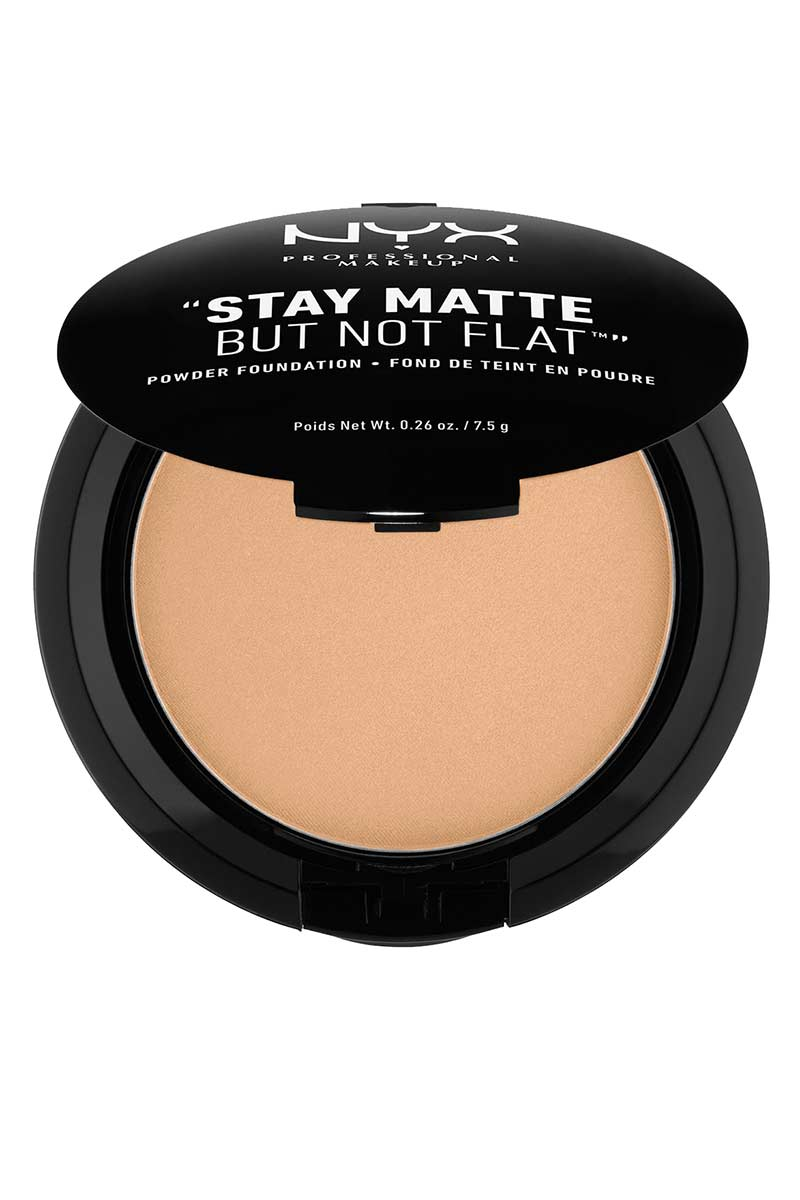 NYX STAY MATTE BUT NOT FLAT POWDER
