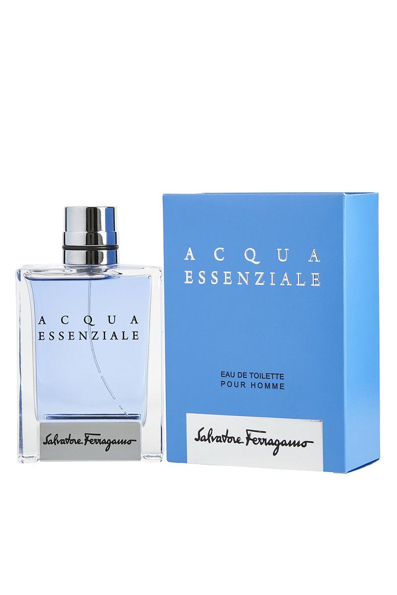 Salvatorre Ferragamo Acqua Essenziable Eau De Toilette For Men 100 ml