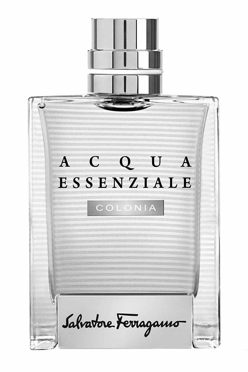 Salvatore Ferragamo Acqua Essenziable Colonia Eau De Toilette For Men 100 ml