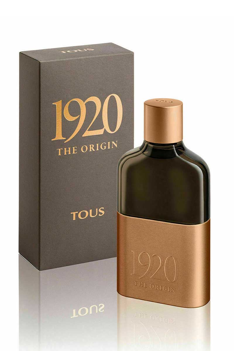 Tous 1920 The Origin Eau De Toilette For Men 100 ml