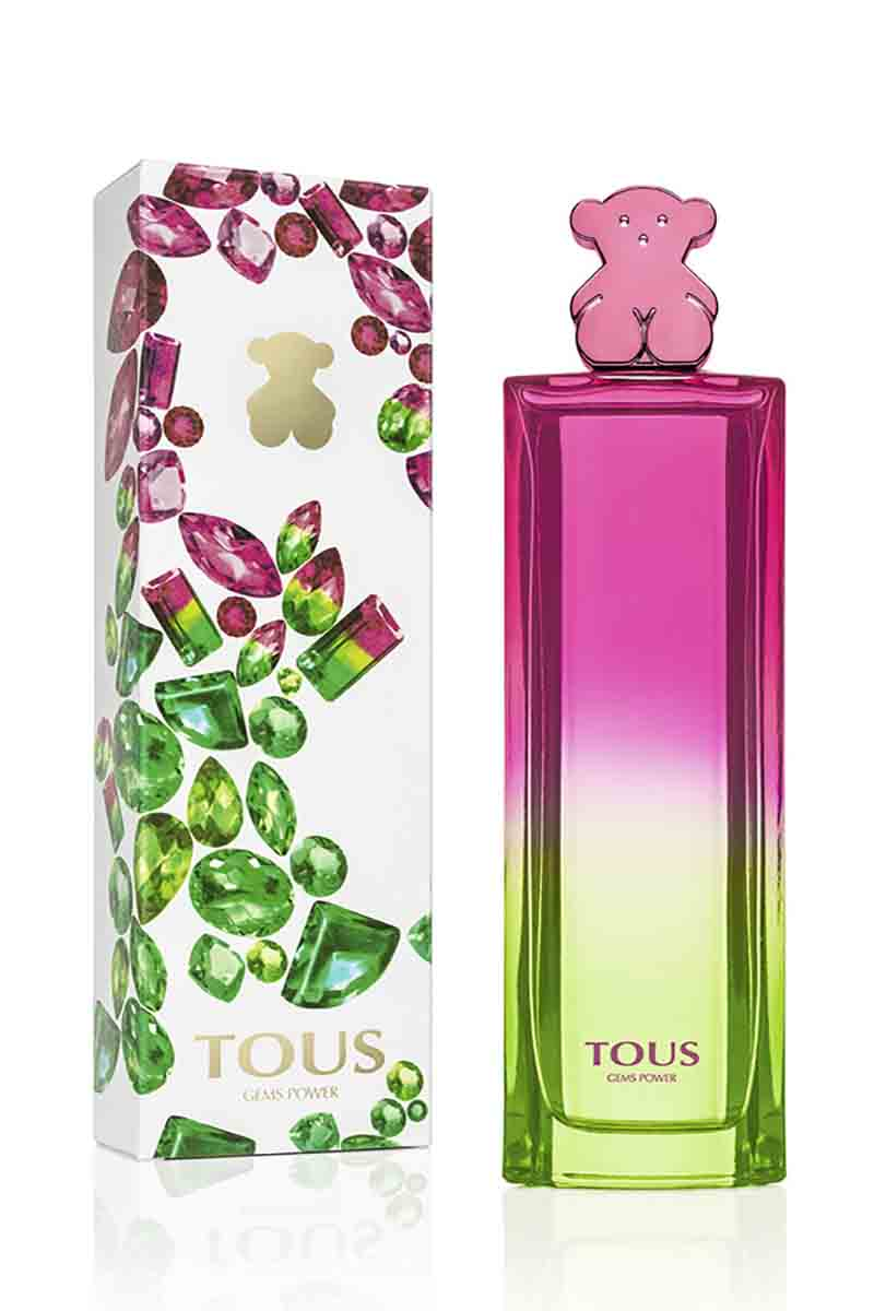 Tous Gems Power Eau De Toilette For Woman 90 ml
