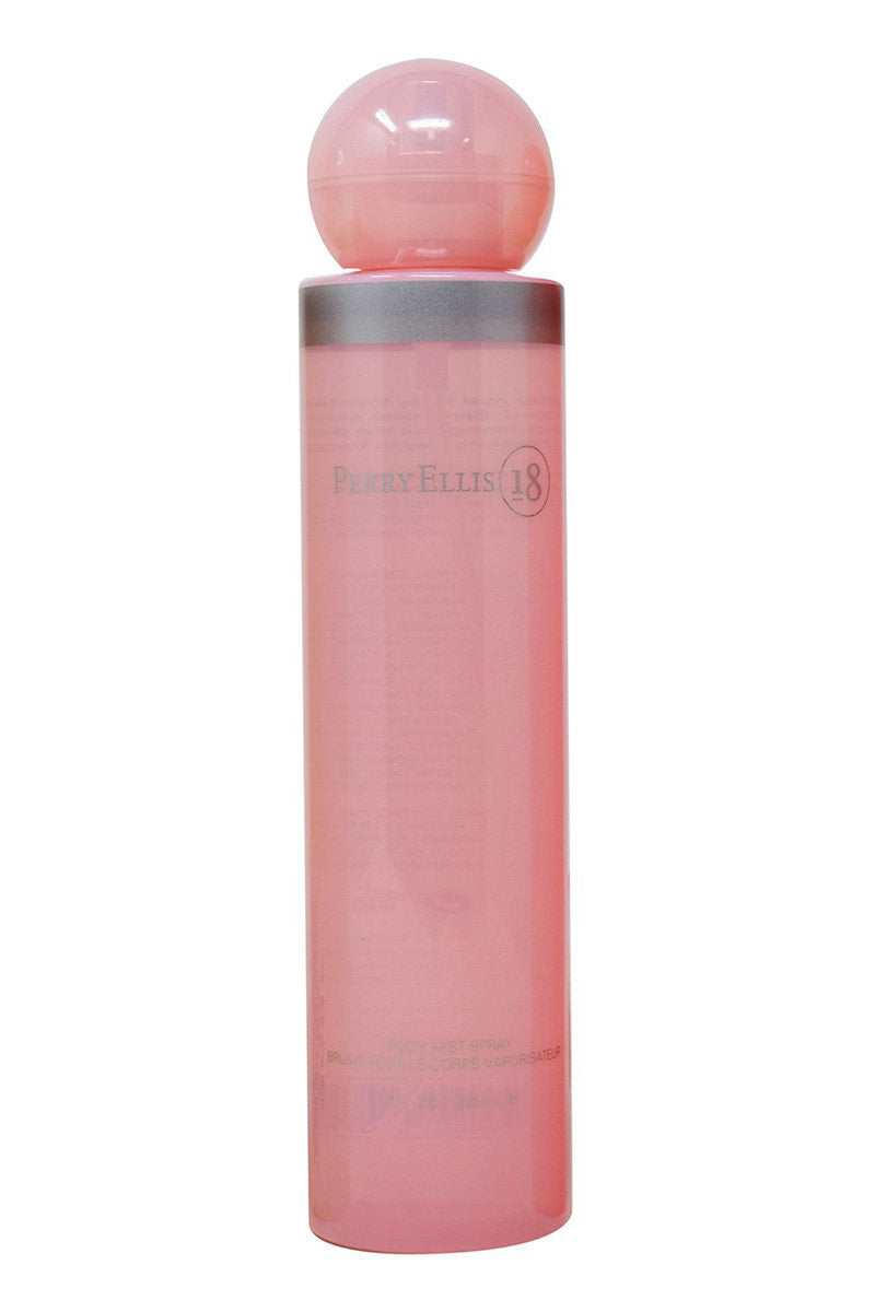 Perry Ellis 18 Body Mist For Woman 236 ml