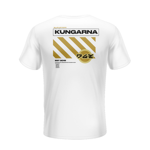 KNG CAUTION TEE 2020 (WHITE)