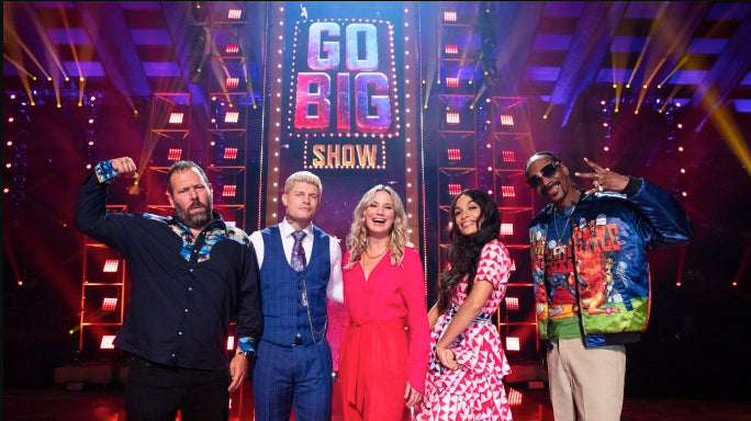 Country Star Jennifer Nettles on Judging 'Go-Big Show' Extreme Talent Competition