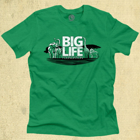Big Life - Adult - Heather Green