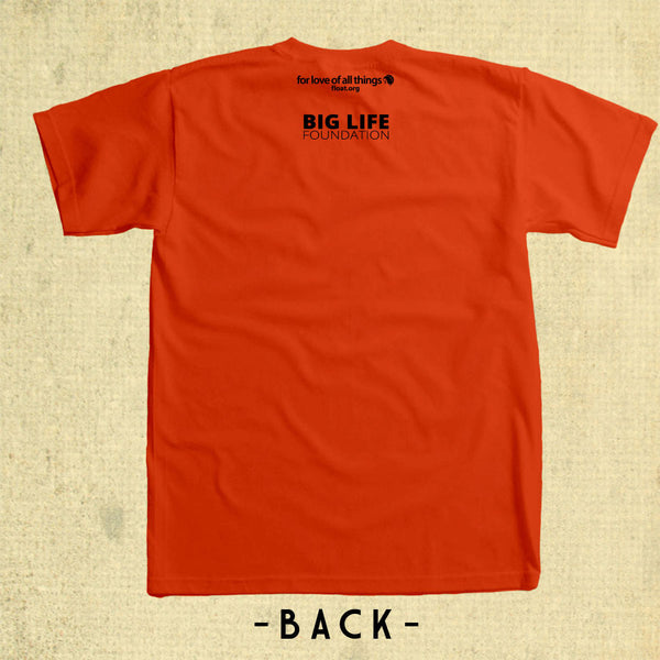Big Life - Youth - Orange