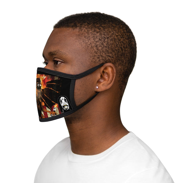 gritty mask