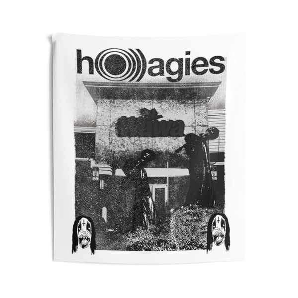 HO)))AGIES FLAG