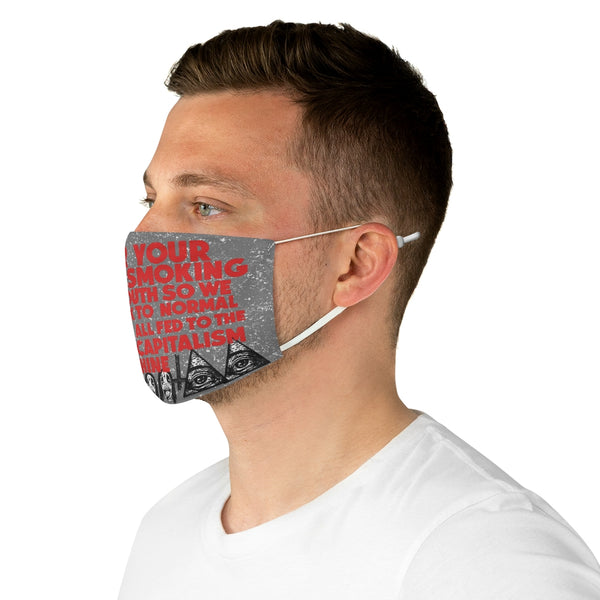 HOAGIE MOUTH Mask