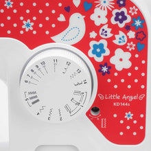 Lade das Bild in den Galerie-Viewer, Brother KD 144s Little Angel in rotem Design