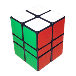 Rubik's cube Tower Camouflage