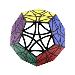Megaminx Helicopter Dodecahedron