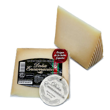 FROMAGE DE MOUTON CURI (WEDGE 300 GR)