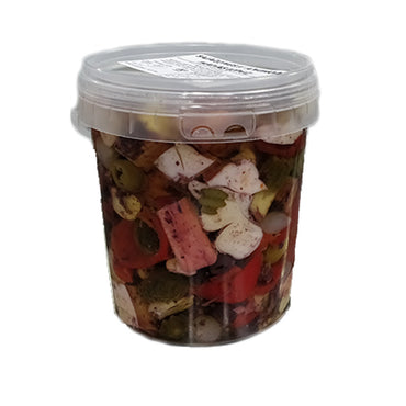 FISH AND VEGETABLE SALPICON 1,4 KG