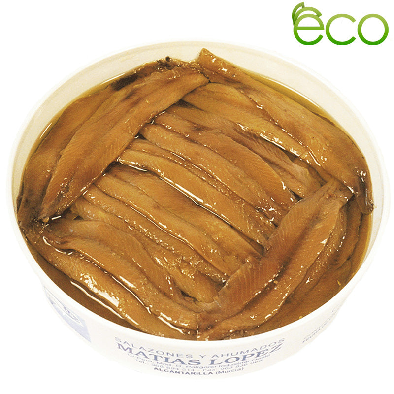 ANCHOVIES AUS CANTABRIAN ECOLOGICAL LIMITED SERIES (00) 25/50 FILLETS