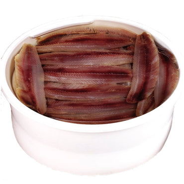 SARDINES SALTED IN OIL (1 KG)