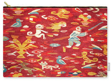 Load image into Gallery viewer, Colonial Bolivian Inka Womans Manta - Carry-All Pouch
