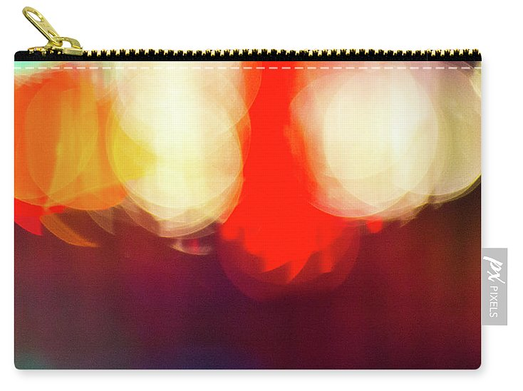 Holiday Lights Abstract Bokeh - Carry-All Pouch