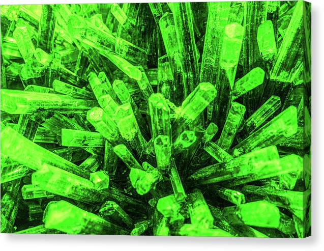 Kryptonite - Canvas Print