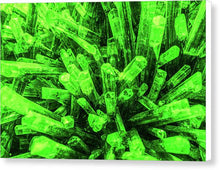 Load image into Gallery viewer, Kryptonite - Canvas Print