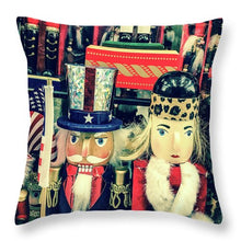 Load image into Gallery viewer, Nutcrackers - Throw Pillow