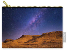 Load image into Gallery viewer, Three Mesas in Moonlight - Carry-All Pouch