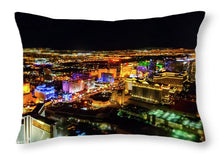 Load image into Gallery viewer, Vegas Nights - Throw Pillow