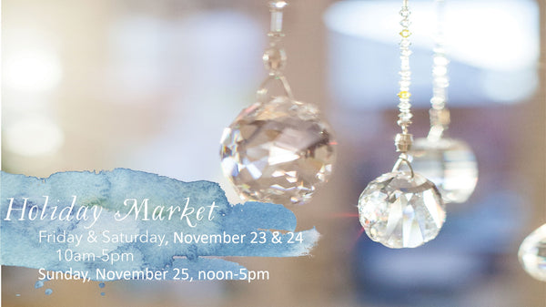 Bay School Holiday Market November 23-25, 2018