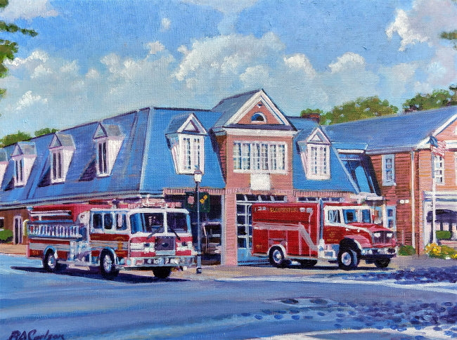 Bob Carlson - Gloucester Fire Station Duo