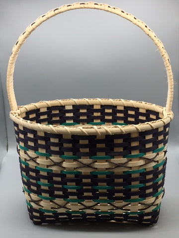 Davida Hall - Fancy Handle Basket