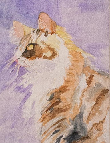 Harriet Galbraith - Le Chat