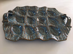 Sue Henshaw-Square Oyster Platter
