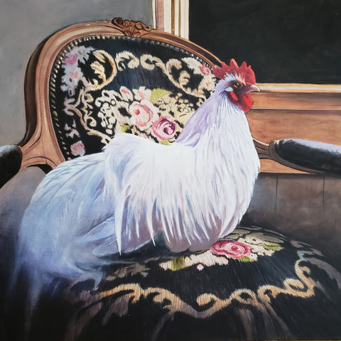 Susan Sills - Clyde, on that Chair