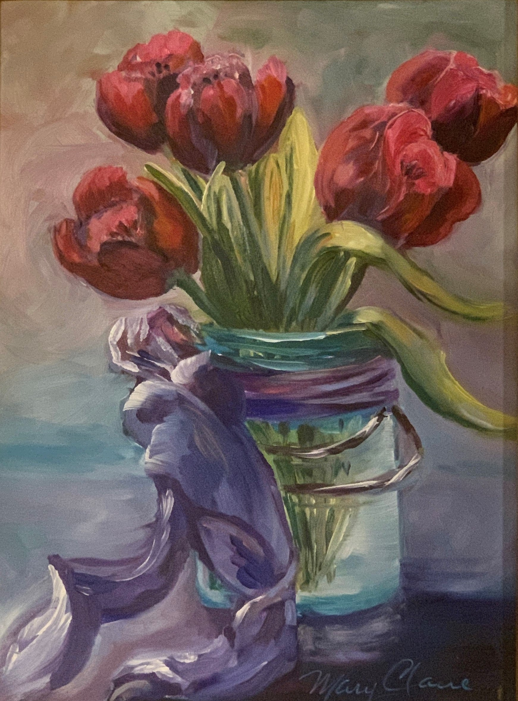 Mary Claire Coster - Tulips & Bows