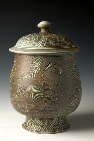 Russell Turnage - Fossil Urn