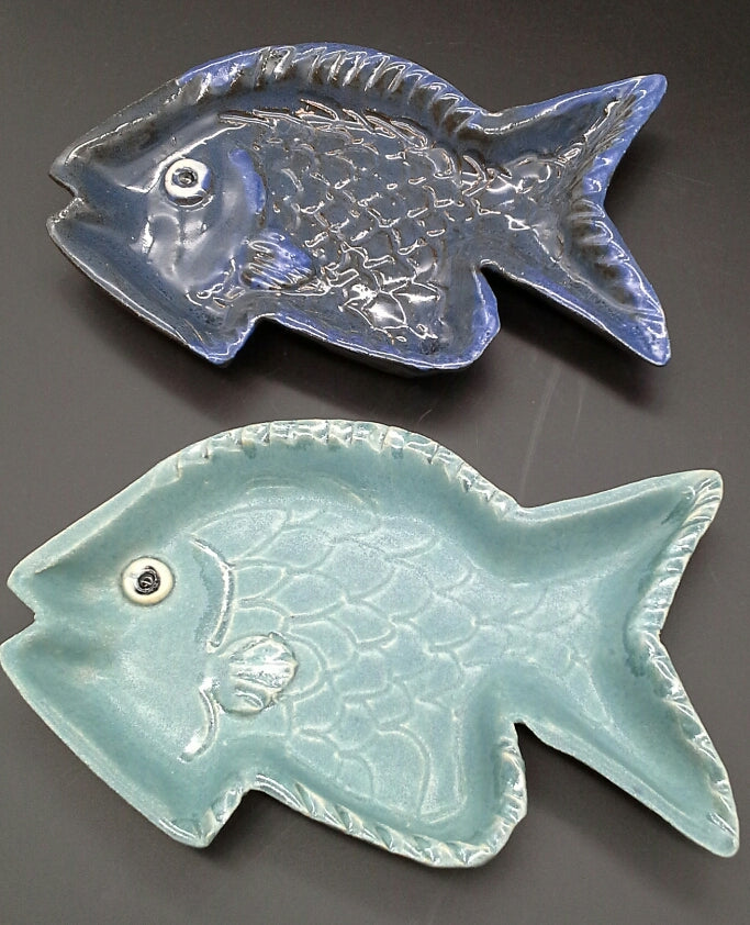 Sue Henshaw- Small Fish Dish