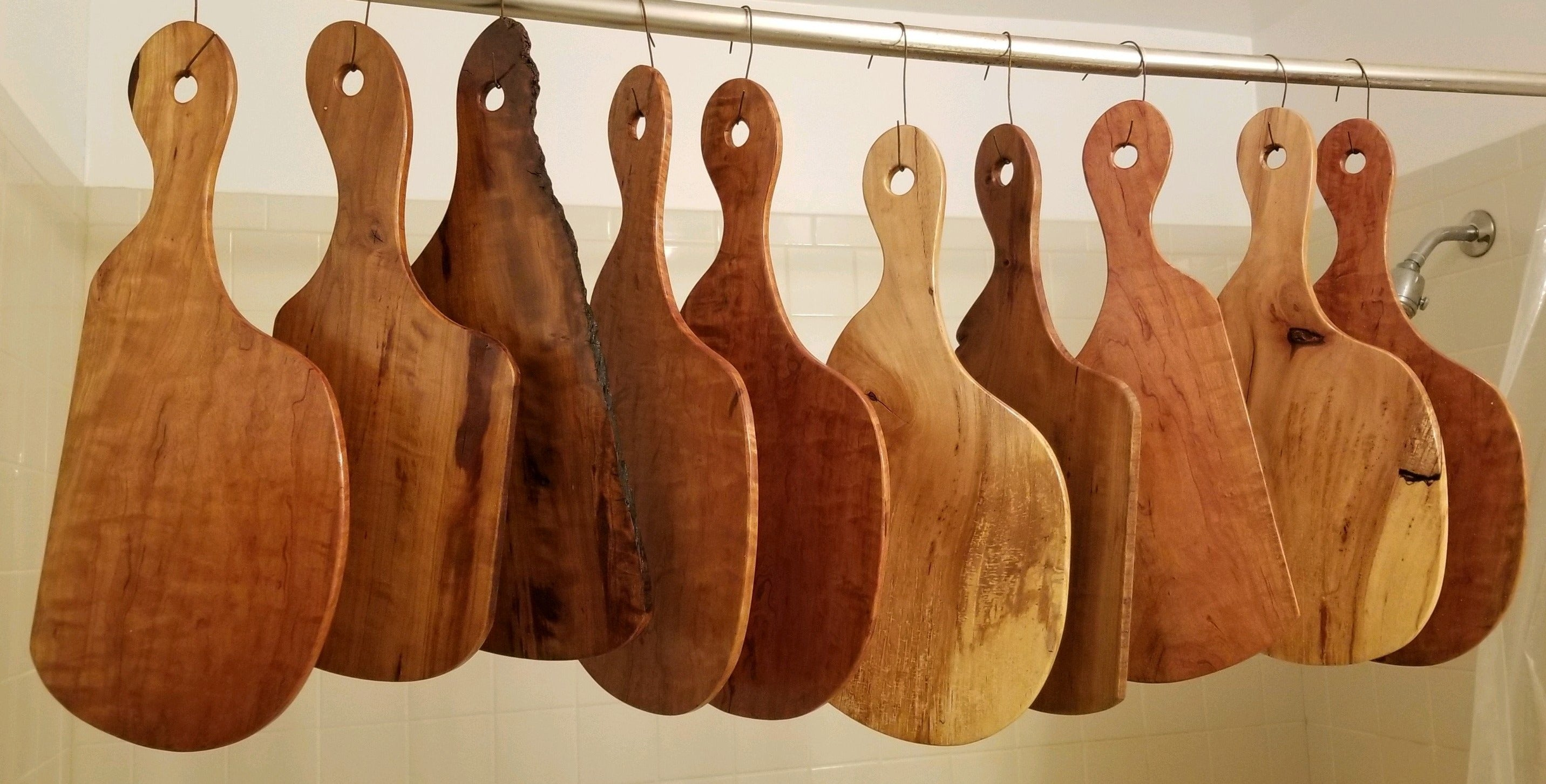Harborwood Studio - Hardwood cheese boards