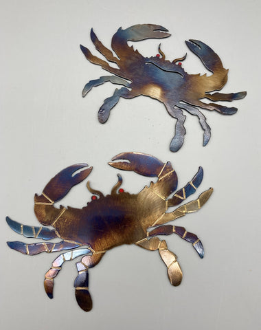 George Cramer - Small Blue Crab