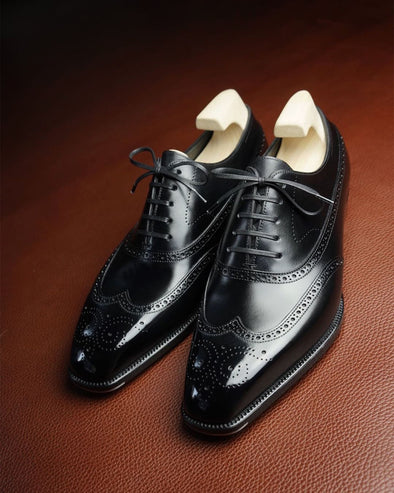 Half Brogue TAITT Black