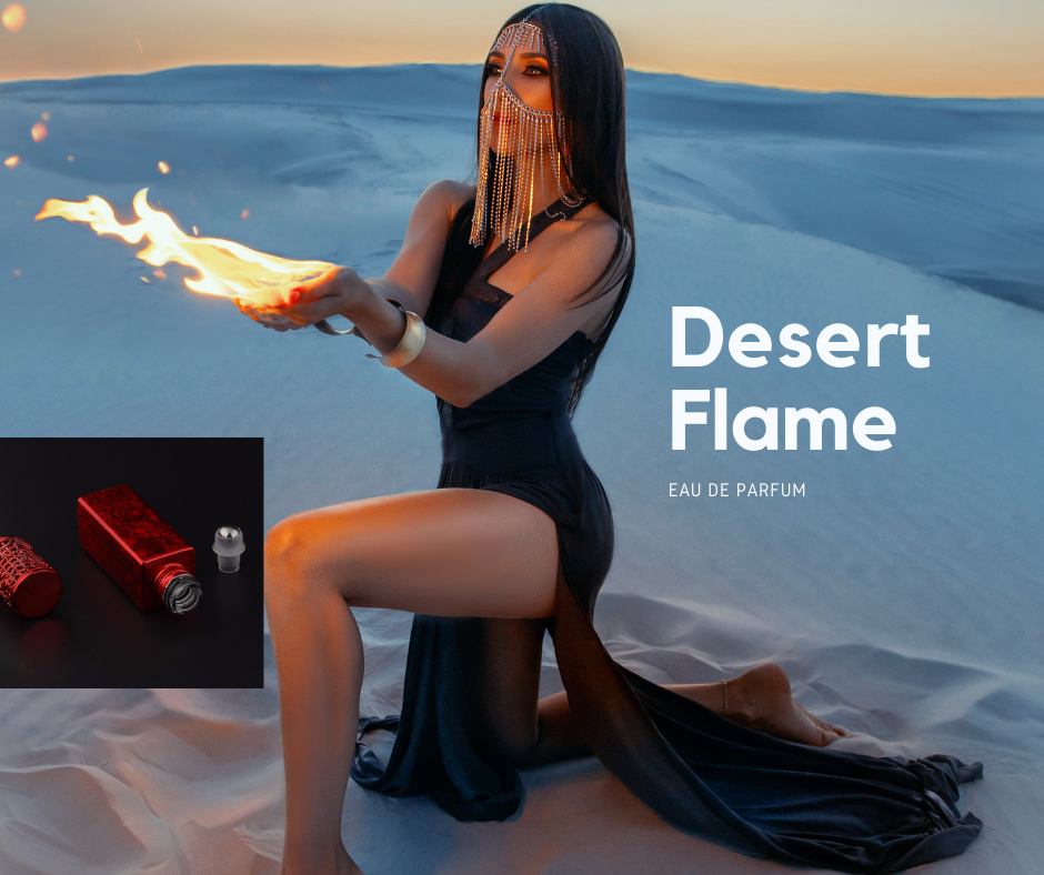 Load image into Gallery viewer, Desert Flame eau de parfum