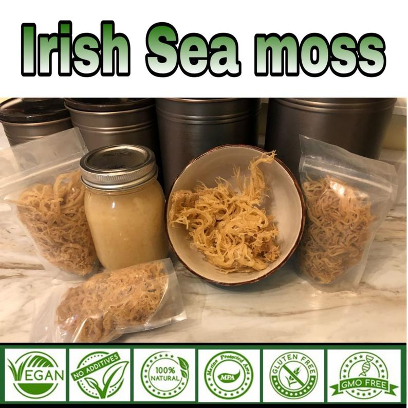 What are the Top 13 Benefits of Irish Sea moss?