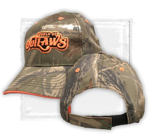 Outlaws Camo Hat