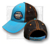 Series Left Front Blue Hat